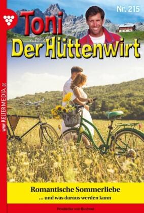 Toni der Hüttenwirt 215 - Heimatroman