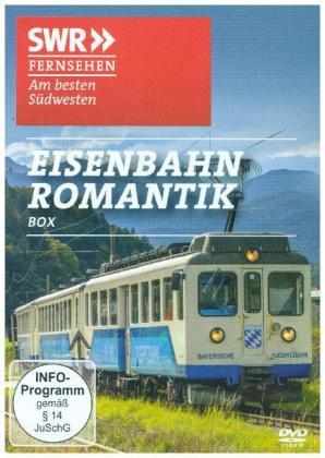 Eisenbahn Romantik Box, 2 DVD