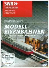 Modellbahnen zwischen Polarkreis und Mittelmeer, 1 DVD