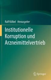 Institutionelle Korruption und Arzneimittelvertrieb