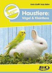 Themenheft Haustiere: Vögel & Kleintiere Cover