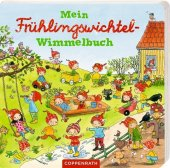 Mein Frühlingswichtel-Wimmelbuch, kleine Ausgabe