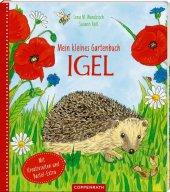 Mein kleines Gartenbuch: Igel Cover