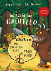 Im Wald des Grüffelo Cover