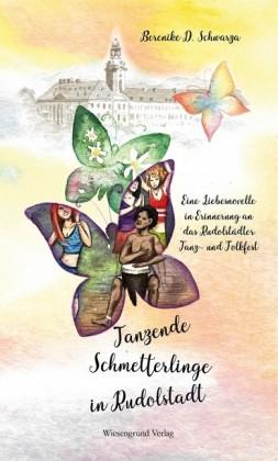 Tanzende Schmetterlinge in Rudolstadt