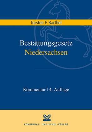Bestattungsgesetz Niedersachsen