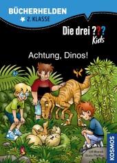 Die drei ??? Kids, Bücherhelden, Achtung, Dinos! (drei Fragezeichen Kids)