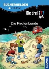 Die drei ??? Kids, Bücherhelden, Die Piratenbande (drei Fragezeichen Kids)