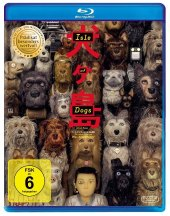 Isle of Dogs - Ataris Reise, 1 Blu-ray Cover