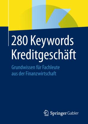 280 Keywords Kreditgeschäft
