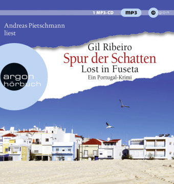 Lost in Fuseta - Spur der Schatten, 1 MP3-CD