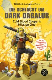 Die Schlacht um Dark Dagalur Cover