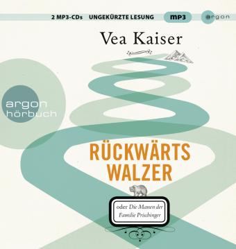 Rückwärtswalzer oder Die Manen der Familie Prischinger, 2 MP3-CDs