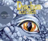 Drachenerwachen - Drachenleuchten, 4 Audio-CDs Cover