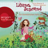 Liliane Susewind - Ein Eichhörnchen hat's eilig, 1 Audio-CD