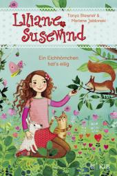 Liliane Susewind - Ein Eichhörnchen hat's eilig Cover