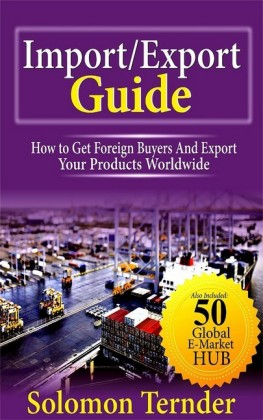 Import Export Guide