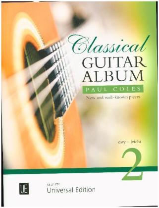 Classical Guitar Album 2