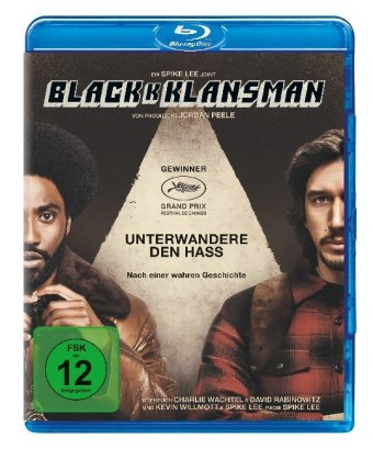 BlackkKlansman, 1 Blu-ray