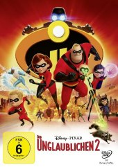 Die Unglaublichen 2, 1 DVD