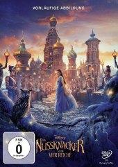 Der Nussknacker und die vier Reiche, 1 DVD Cover