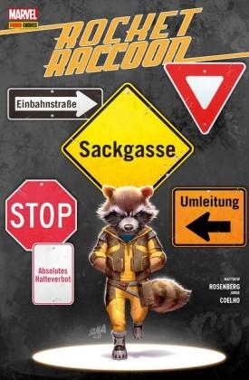 Rocket Raccoon - Sackgasse Erde