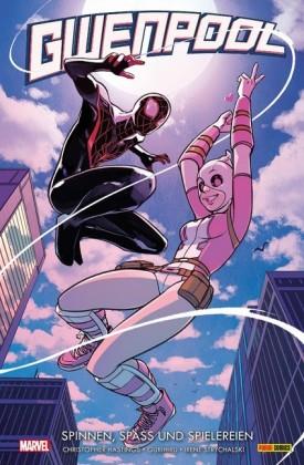 Gwenpool 2 - Spinnen, Spass und Spielerein
