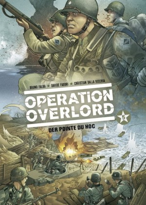 Operation Overlord, Band 5 - Der Pointe Du Hoc