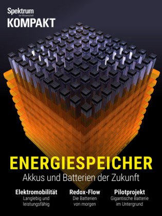 Spektrum Kompakt - Energiespeicher