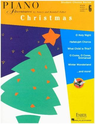 Faber Piano Adventures - Student Choice Series Christmas