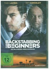 Backstabbing for Beginners, 1 DVD Cover