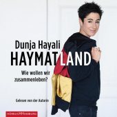 Haymatland, 1 Audio-CD, MP3 Format Cover