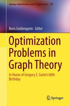 Optimization Problems in Graph Theory