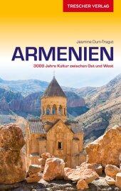 Reiseführer Armenien Cover