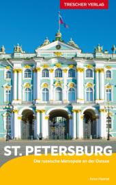 Reiseführer St. Petersburg