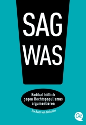 Sag was! Cover