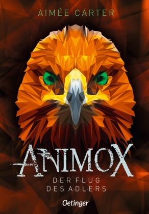 Animox 5. Der Flug des Adlers