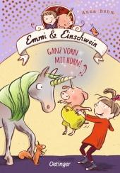 Emmi & Einschwein - Ganz vorn mit Horn!