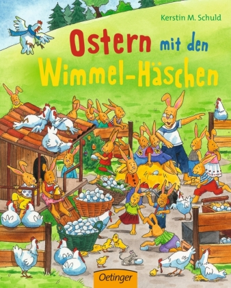 Ostern mit den Wimmel-Häschen