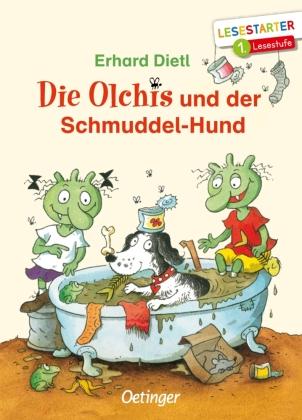 Die Olchis und der Schmuddel-Hund