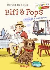 Bifi und Pops - Mission Katzenpups Cover