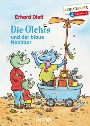 Die Olchis und der blaue Nachbar
