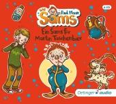 Ein Sams für Martin Taschenbier, 4 Audio-CDs Cover
