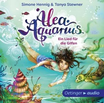 Alea Aquarius. Ein Lied für die Gilfen, 1 Audio-CD