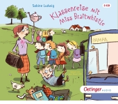 Klassenreise mit Miss Braitwhistle, 3 Audio-CDs