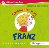 Geschichten vom Franz, 1 Audio-CD