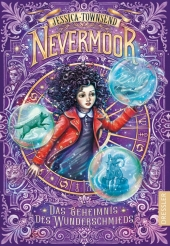 Nevermoor - Das Geheimnis des Wunderschmieds Cover