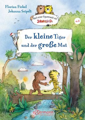 Der kleine Tiger und der große Mut