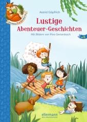 Der kleine Fuchs liest vor. Lustige Abenteuer-Geschichten Cover