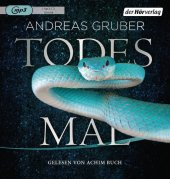 Todesmal, 1 MP3-CD Cover